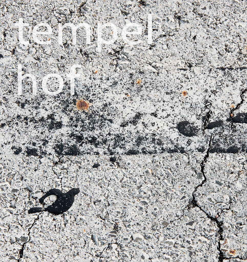 'tempelhof. metamorphosis' | fotobuch