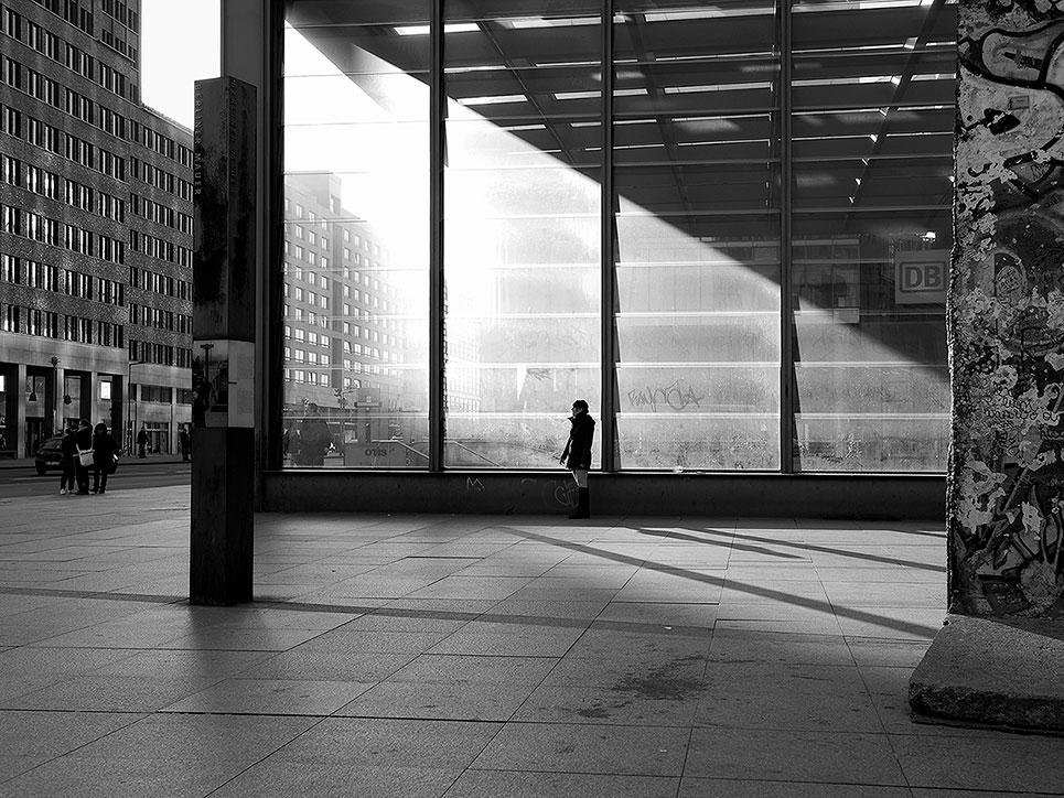 Titelmotiv der Ausstellung 'berlin. relaunched' von anna thiele, Fotopioniere 2020